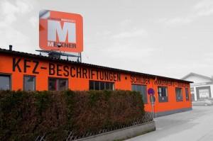 Meixner Firmengebäude
