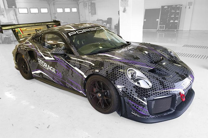 Carwrapping Salzburg Lechner Racing 01